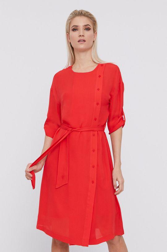 červená Karl Lagerfeld - Šaty Dámský
