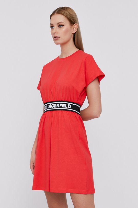červená Karl Lagerfeld - Šaty Dámsky