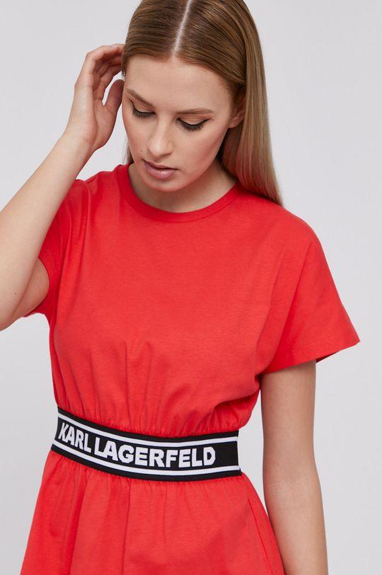 červená Karl Lagerfeld - Šaty