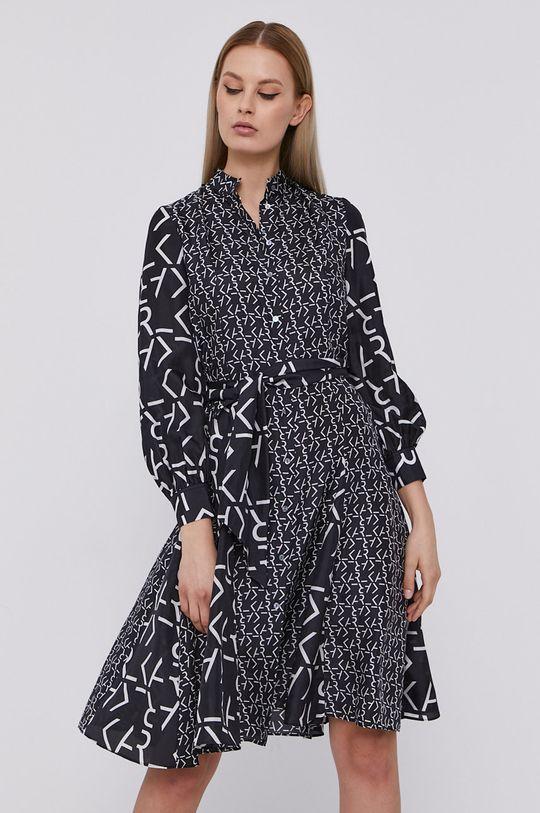 černá Karl Lagerfeld - Šaty Dámský