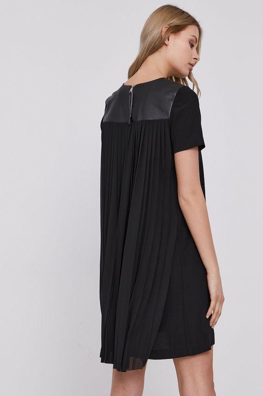 Karl Lagerfeld - Sukienka Materiał 1: 43 % Acetat, 57 % Poliester, Materiał 2: 100 % Poliester, Materiał 3: 100 % Poliuretan