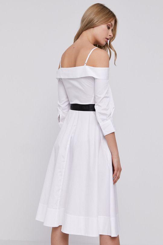 Karl Lagerfeld - Sukienka 100 % Bawełna