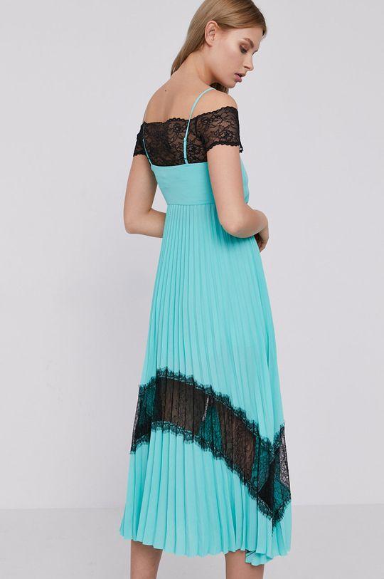 Karl Lagerfeld - Sukienka Materiał 1: 100 % Poliester z recyklingu, Materiał 2: 13 % Elastan, 87 % Nylon