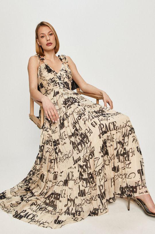 béžová Miss Sixty - Šaty