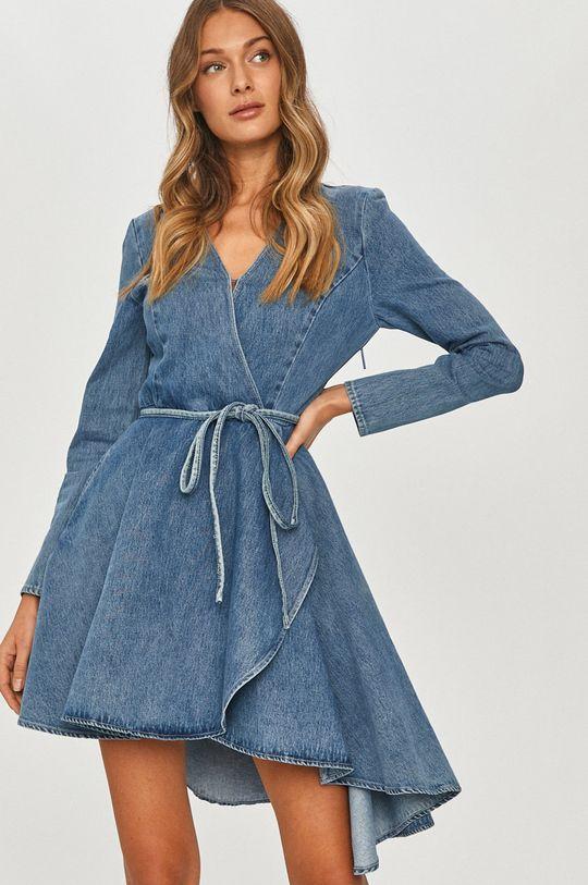 albastru Miss Sixty - Rochie jeans De femei