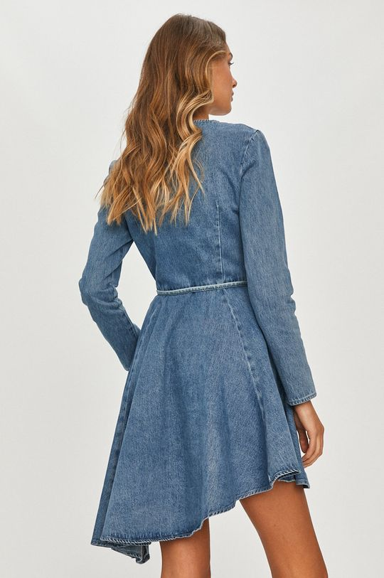 Miss Sixty - Rochie jeans  100% Bumbac