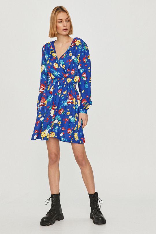 Love Moschino - Sukienka jasny niebieski