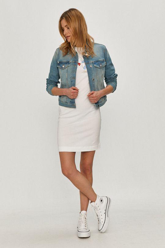 Love Moschino - Sukienka biały