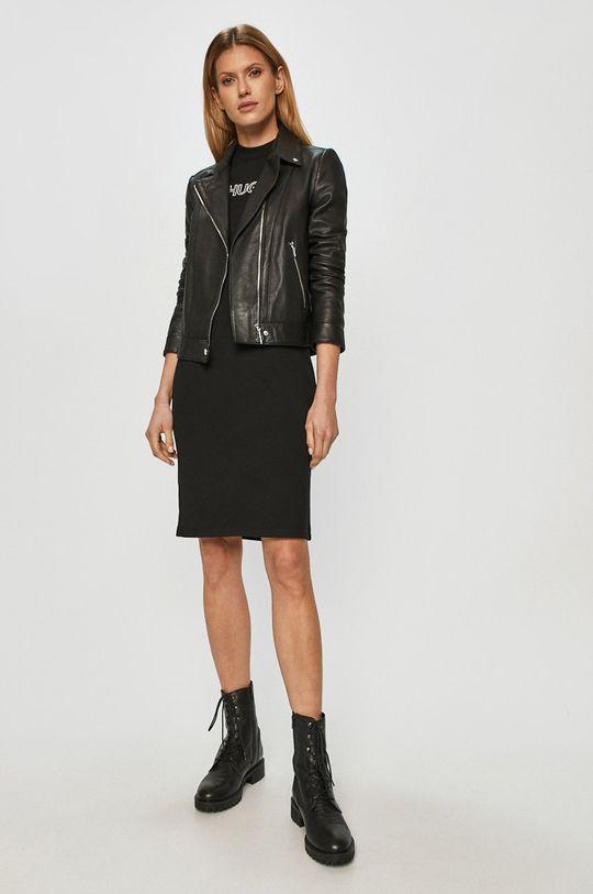 Hugo - Šaty čierna