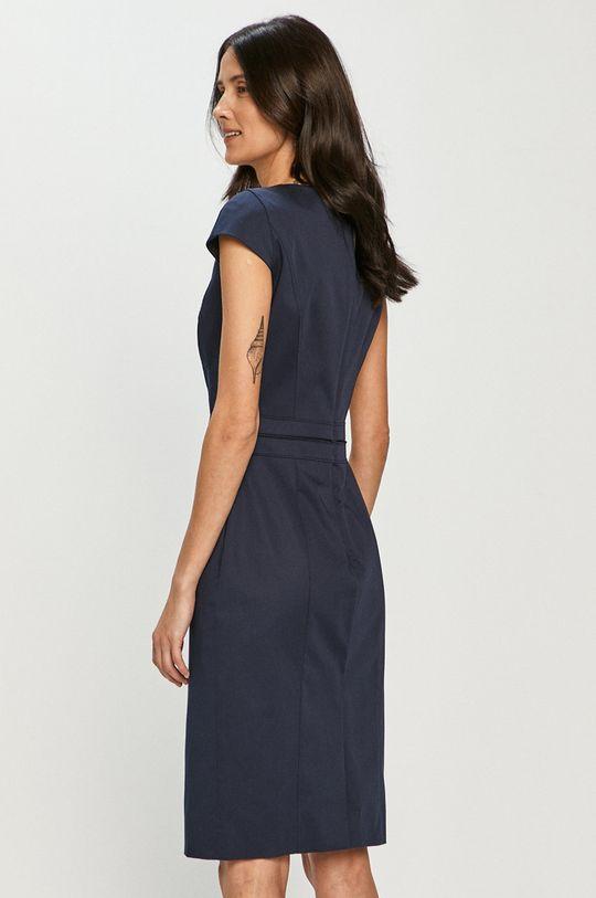 Hugo - Sukienka 96 % Bawełna, 4 % Poliester