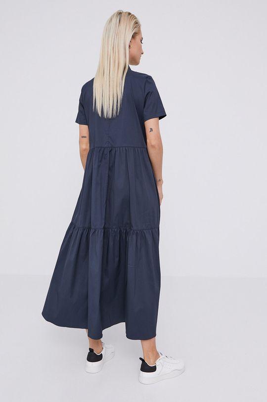Hugo - Sukienka 70 % Bawełna, 3 % Elastan, 27 % Poliamid