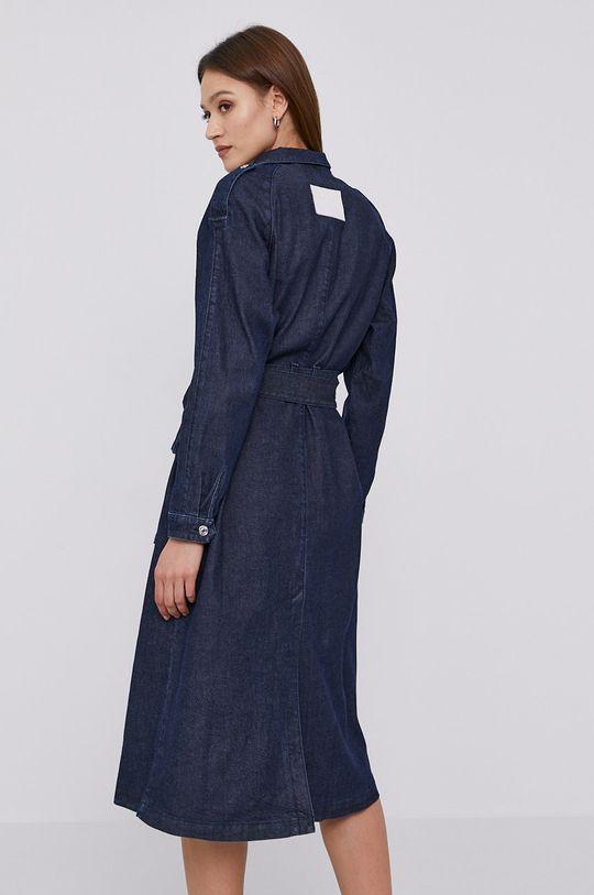 Hugo - Sukienka jeansowa 72 % Bawełna, 1 % Elastan, 2 % Elastomultiester, 25 % Lyocell