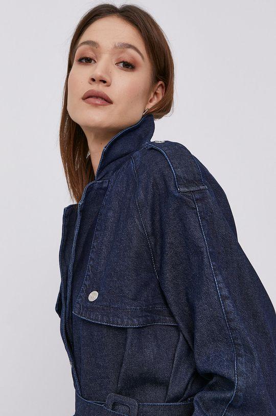 Hugo - Sukienka jeansowa Damski