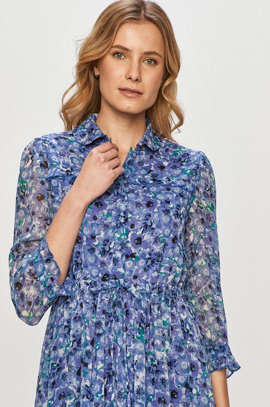 fialová Vero Moda - Šaty
