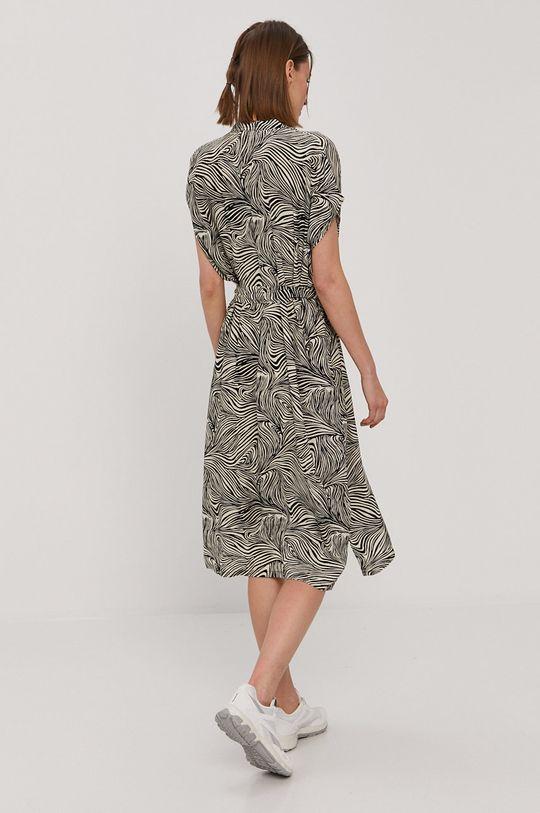 Vero Moda - Šaty  49% Viskóza, 51% LENZING Viskóza