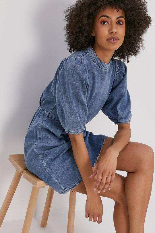 modrá Vero Moda - Šaty