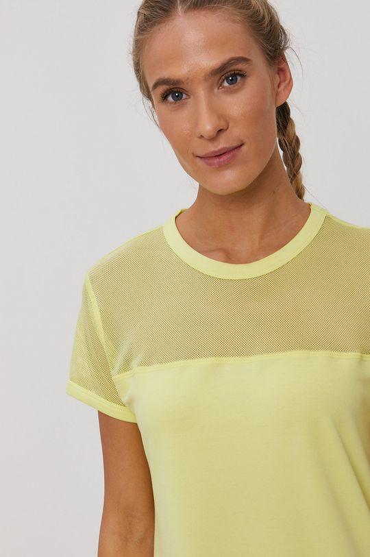 žlutě zelená Dkny - Šaty