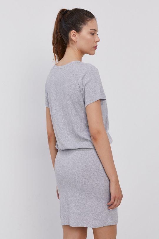 Dkny - Sukienka jasny szary