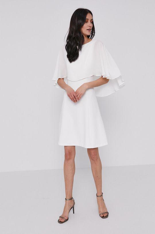 Dkny - Šaty krémová