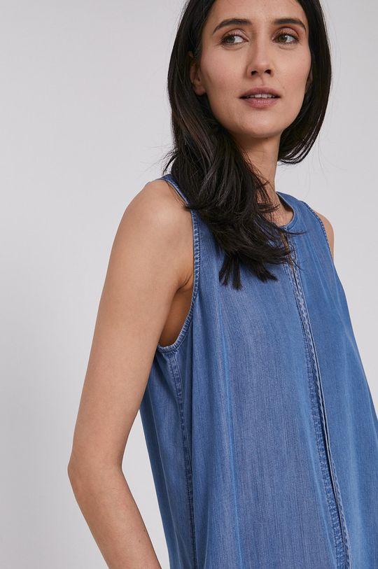 albastru Dkny - Rochie