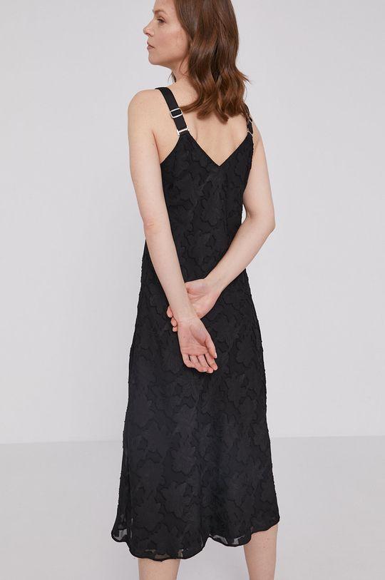 Dkny - Sukienka 100 % Poliester