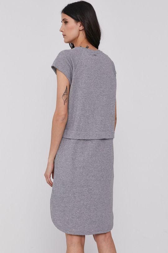 Dkny - Šaty  60% Bavlna, 40% Polyester
