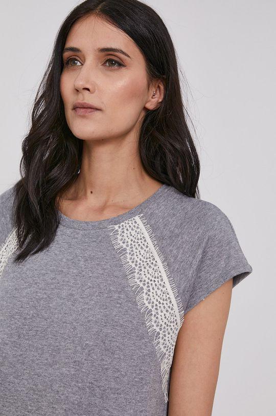 sivá Dkny - Šaty