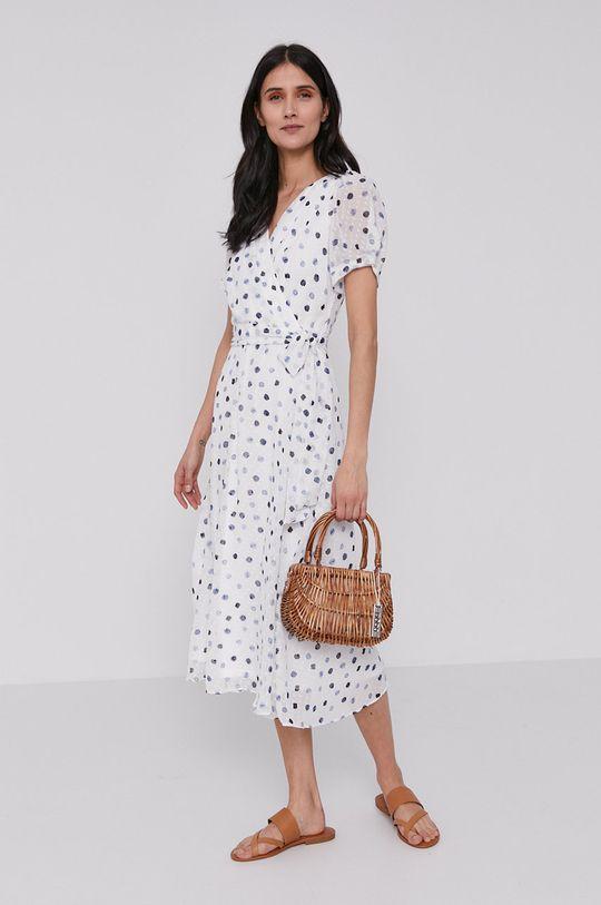 Dkny - Šaty biela