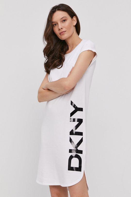 Dkny - Sukienka biały