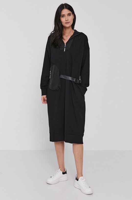 Dkny - Šaty čierna