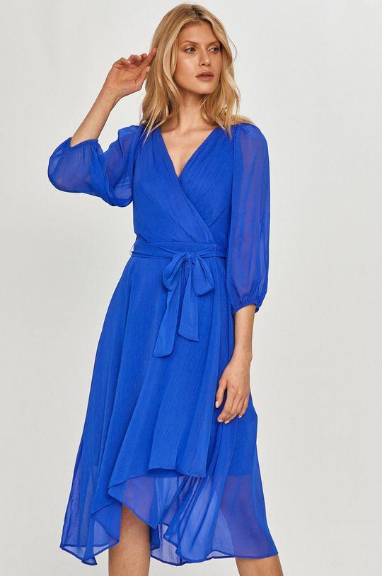 modrá Dkny - Šaty Dámský