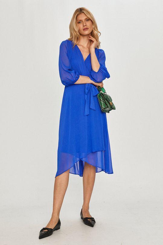 Dkny - Šaty modrá