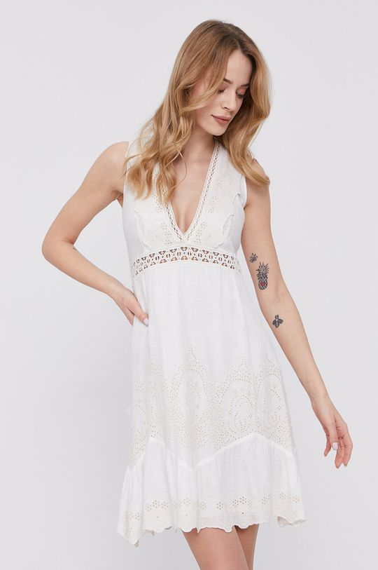 biały Patrizia Pepe - Sukienka Damski