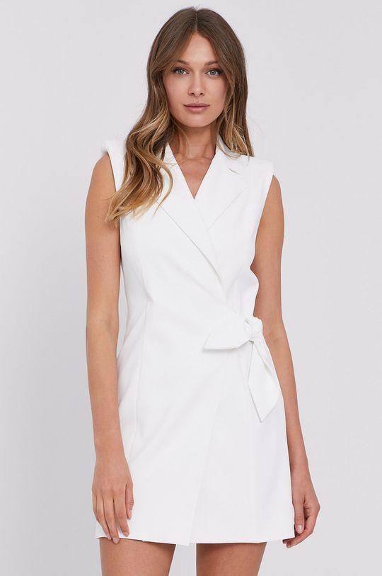 Patrizia Pepe - Šaty biela