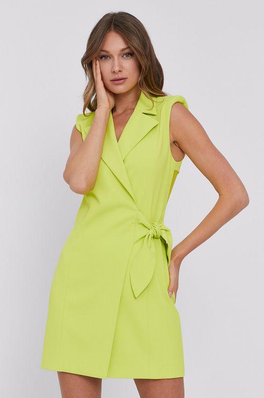 zielony Patrizia Pepe - Sukienka Damski