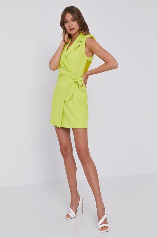 Patrizia Pepe - Sukienka zielony