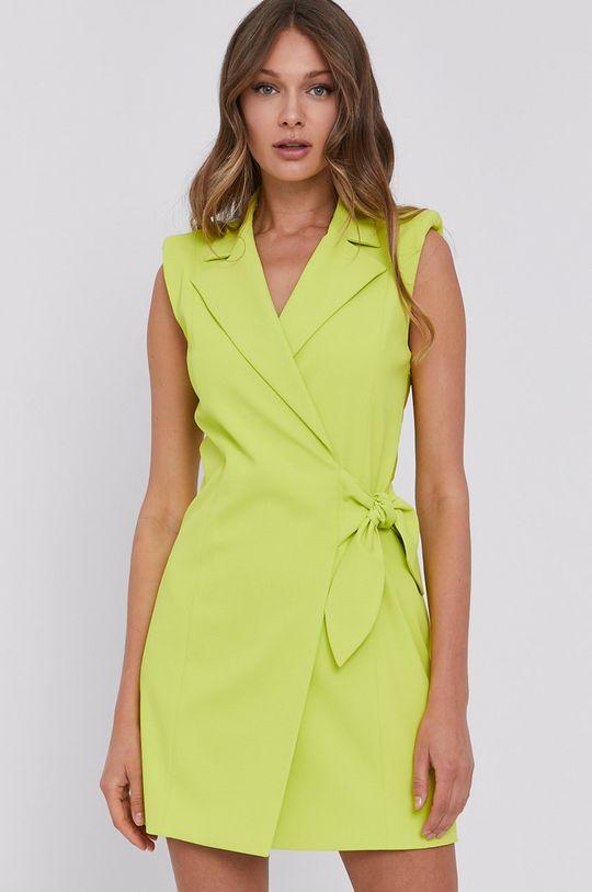 zielony Patrizia Pepe - Sukienka