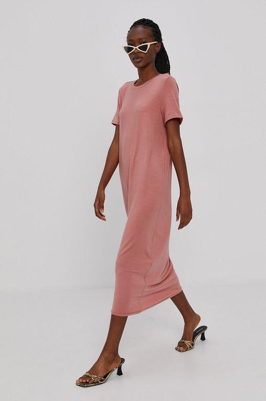 pastelová Vero Moda - Šaty Dámský
