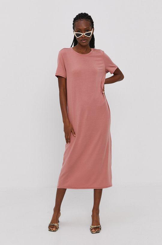 Vero Moda - Šaty pastelová