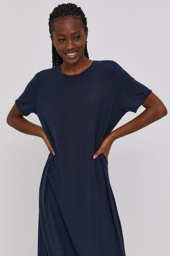 granatowy Vero Moda - Sukienka