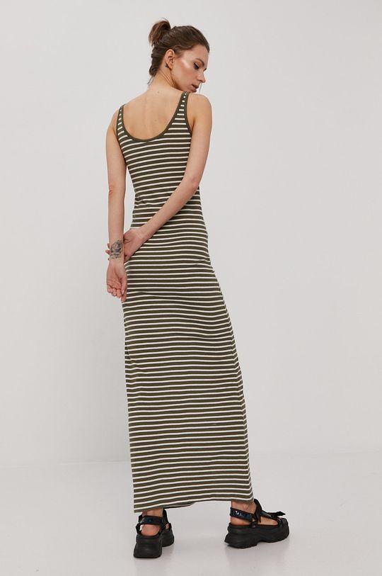 Vero Moda - Šaty  40% Polyester, 60% Organická bavlna