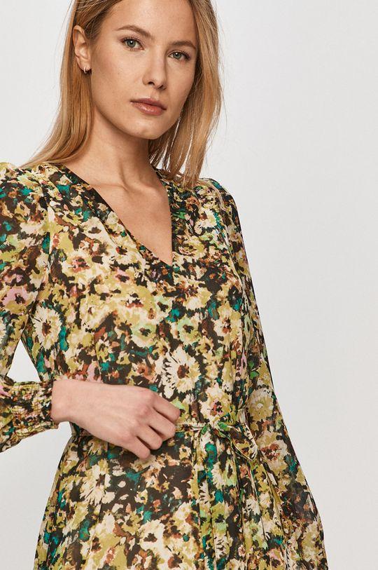 tyrkysová Vero Moda - Šaty