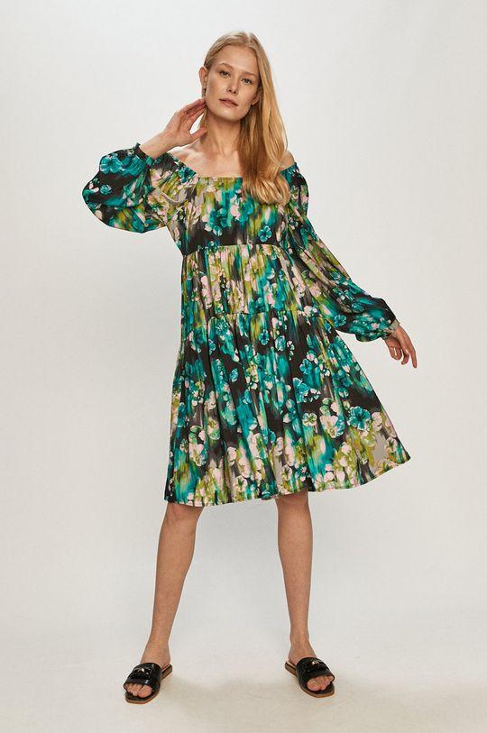 Vero Moda - Šaty zelená