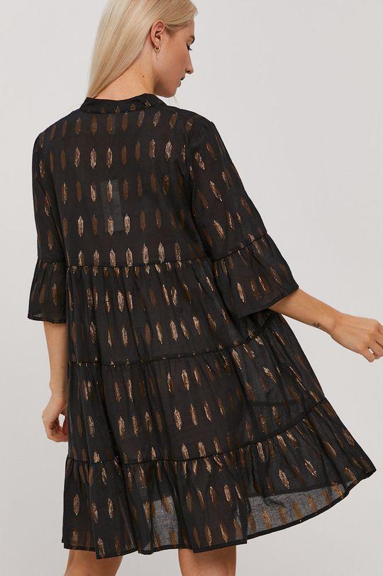 Vero Moda - Плаття  94% Бавовна, 6% Металеве волокно