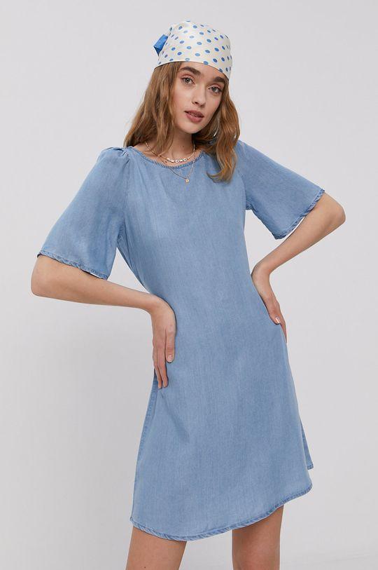 Vero Moda - Šaty  100% Lyocell