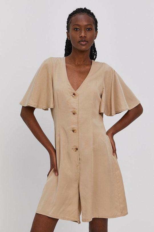 Vero Moda - Kombinezon piaskowy