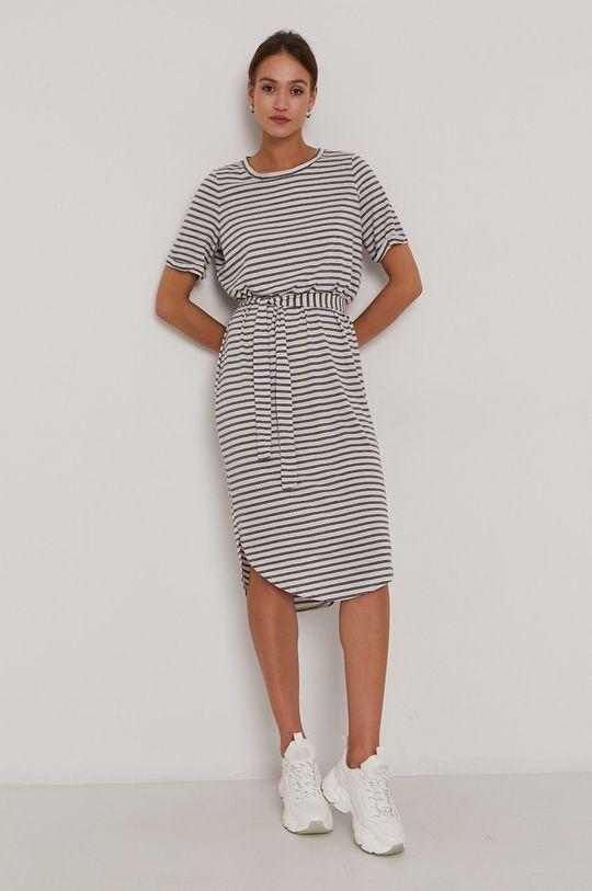 Vero Moda - Šaty námořnická modř