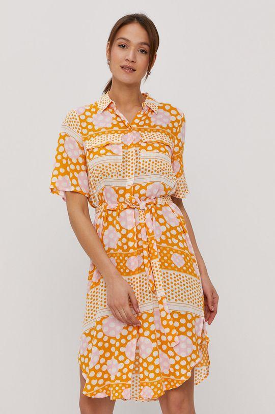 pomarańczowy Vero Moda - Sukienka Damski