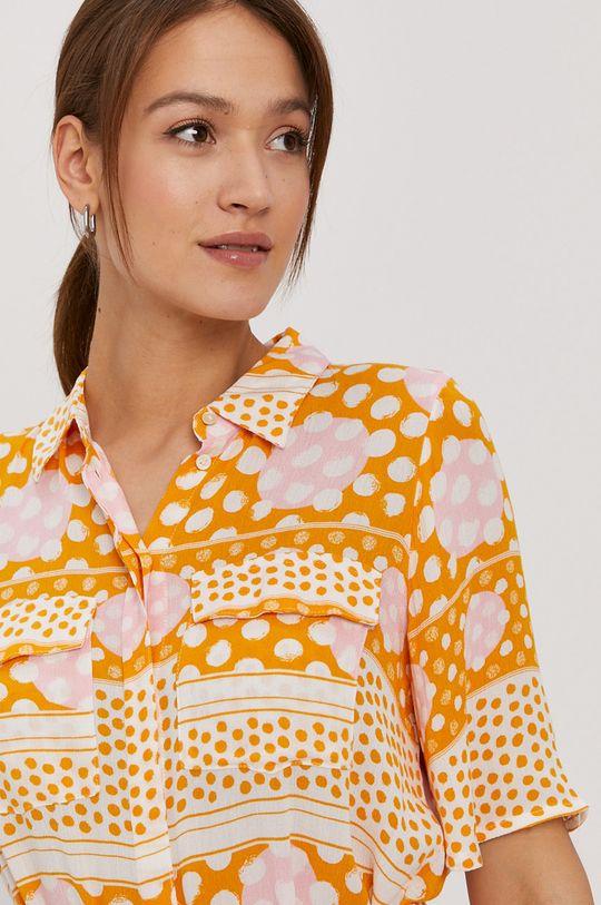 pomarańczowy Vero Moda - Sukienka