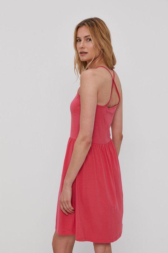 Vero Moda - Sukienka 60 % Bawełna organiczna, 40 % Poliester